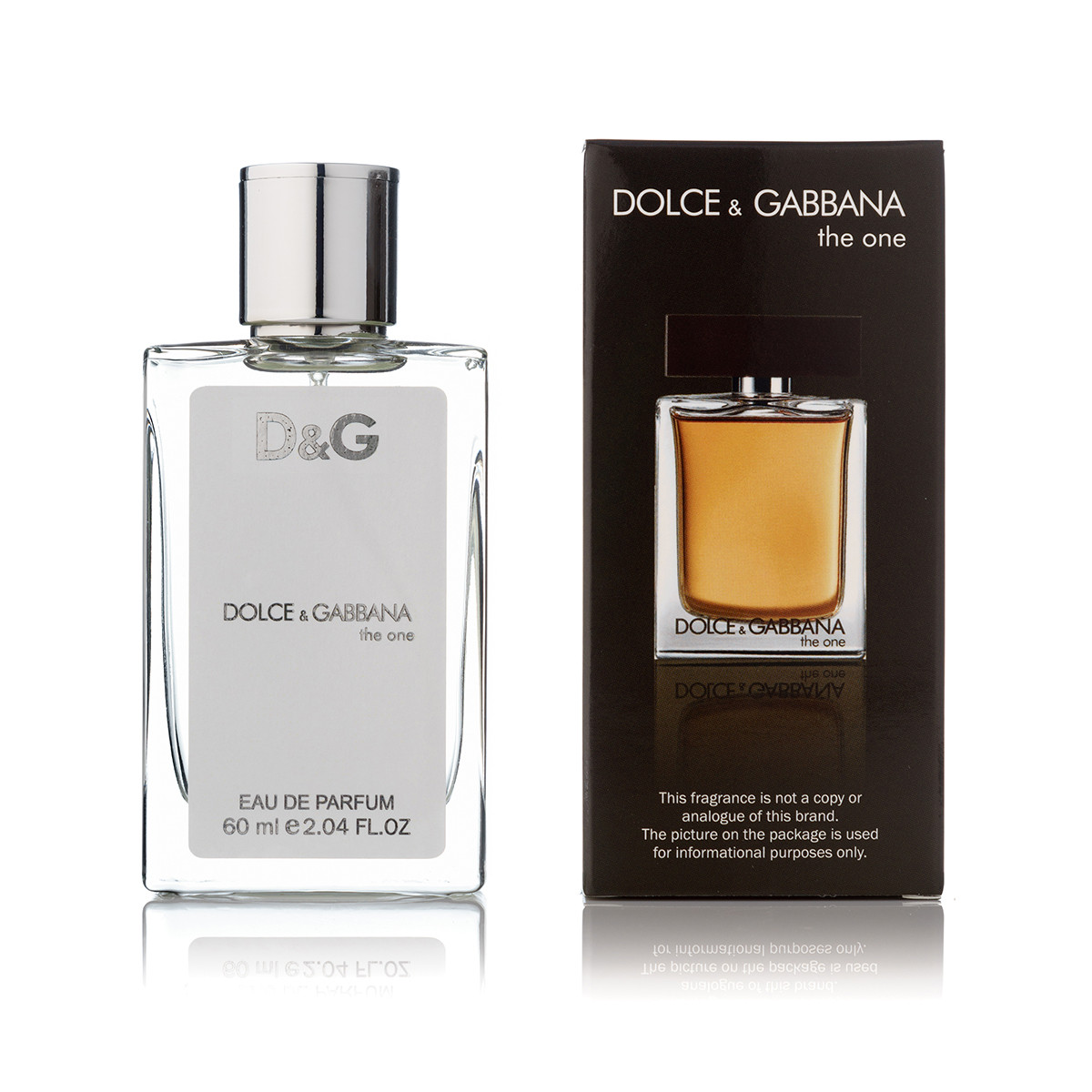 Мужской парфюм Dolce&Gabbana The One For Men - 60 мл