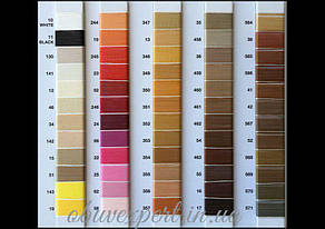 Швейная нить Gold Polydea 40 № 32, цв.  зеленый, фото 2