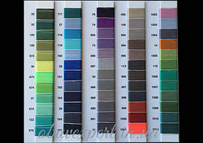 Швейная нить Gold Polydea 40 № 32, цв.  зеленый, фото 3