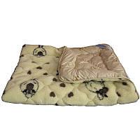 """Одеяло """"Овечий мех"""" 150 на 210 см """"PURE WOOL"""""""