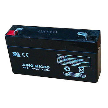 Аккумулятор AGM EverExceed AM 6-1,3