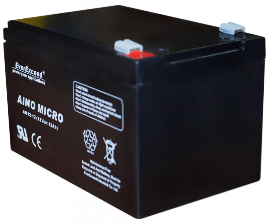 Аккумулятор AGM EverExceed AM 12-12