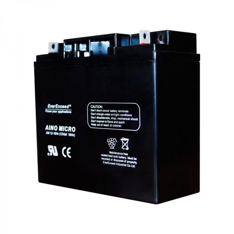 Аккумулятор AGM EverExceed AM 12-18hr
