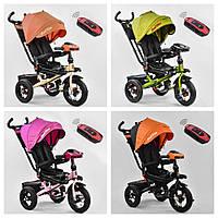 Велосипед 3-х колесный. 6088  Best Trike, Поворотное сидение, Складной руль, Рус.озвучка, Пульт, Свет, Звук, фото 1