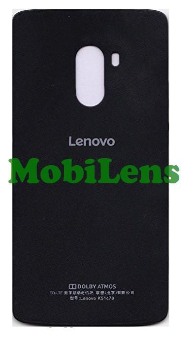 Lenovo A7010, A7010a48, X3 Lite,Vibe K4 Note Задняя крышка черная