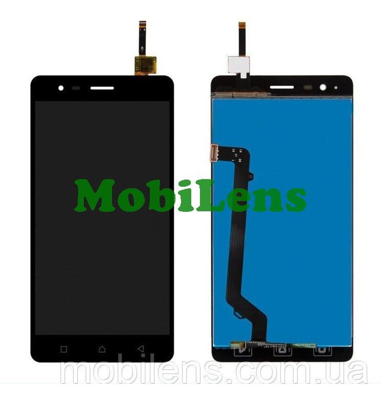 Lenovo A7020, A7020a40, Vibe K5 Note, Vibe K5 Note Pro A7020A48, K52t38 Дисплей+тачскрин(модуль) черный