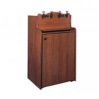 Шкаф холодильный глухой Crystal CRW 400 P( 4 КРАНА)