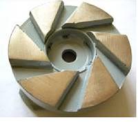 Фреза для CO-199, для  для получистового  шлифования , мозаичных полов, бетона (среднепрочный, прочный бетон)