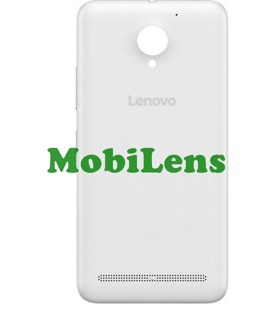 Lenovo C2, K10a40 Задняя крышка белая