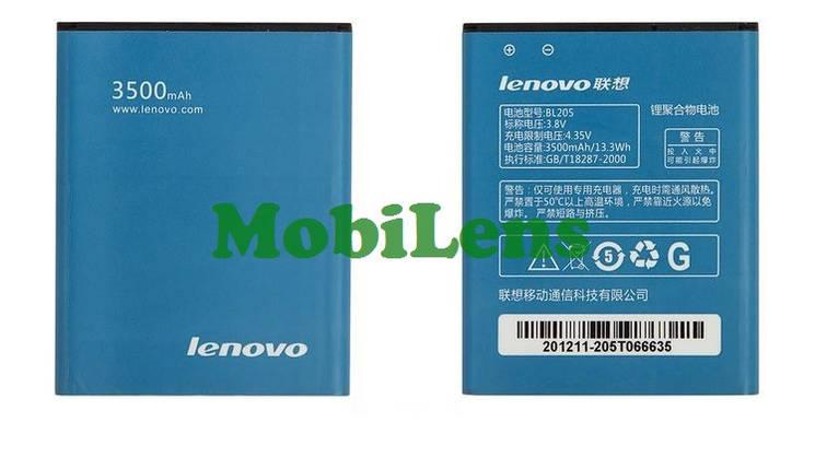 Lenovo P770, BL205 Аккумулятор, фото 2