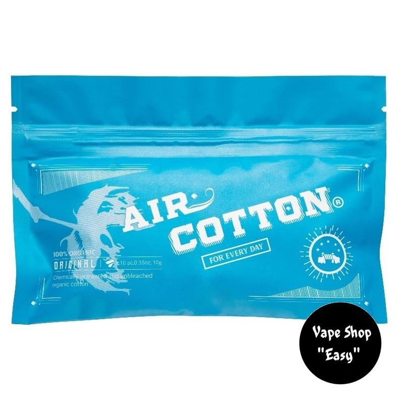 Вата для электронных сигарет Air Cotton USA .Органический хлопок.