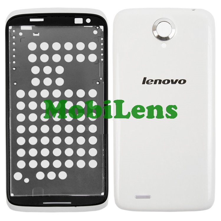 Lenovo S820 Корпус белый