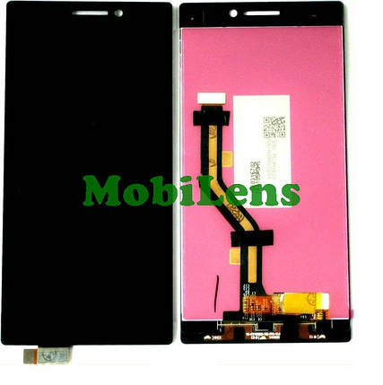 Lenovo Vibe X2, (5.0 дюймов) Дисплей+тачскрин(модуль) черный, фото 2