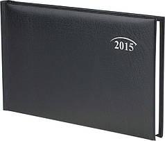 Еженедельник карманный черный Miradur 2015 15,3 х 8,7 см 73-755