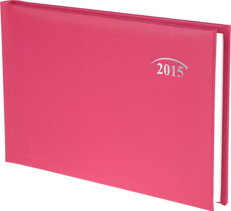 Еженедельник карманный лиловый Miradur 2015 15,3 х 8,7 см 73-755