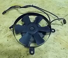 Вентилятор радиатора двигателя Honda CB600, Hornet