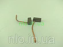 Щітки меднографитовые 4х5х10 провід 32 мм
