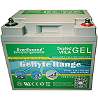 Аккумулятор GEL EverExceed GL-1218, фото 2