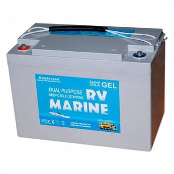 Аккумулятор GEL EverExceed 8G24M - 1280MG