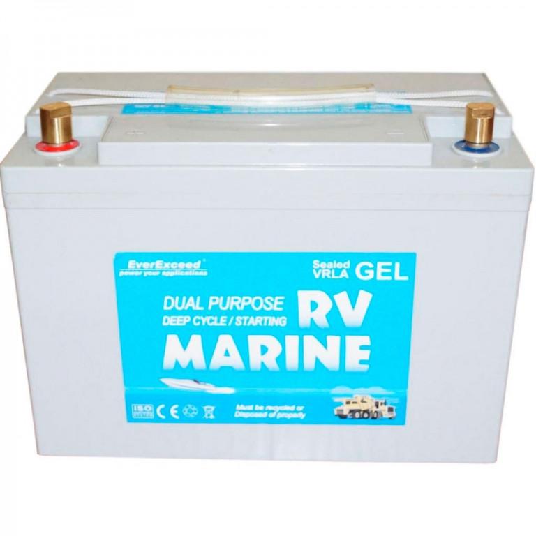 Аккумулятор GEL EverExceed 8G27M - 12100MG