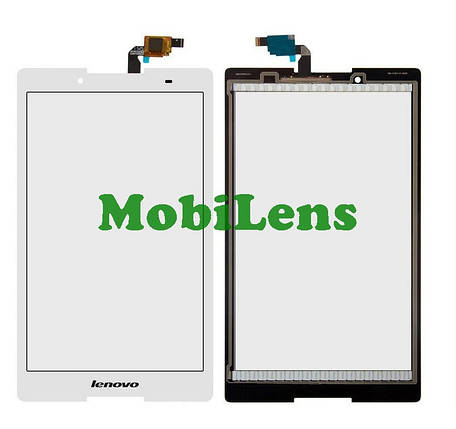 Lenovo A8-50F, A8-50LC, TB3-850M, Tab 2 Тачскрин (сенсор) белый, фото 2