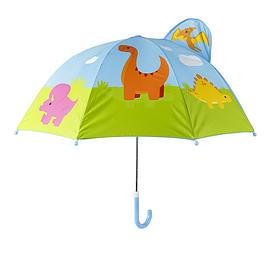 """Дитячий парасольку 3D вушка """"Динозаври"""""""