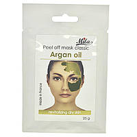 Альгінатна маска Арганова олія Mila, Франція, саше 25 гр