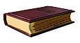 Біблія мала в шкіряній палітурці з паралельними місцями та додатком, фото 2