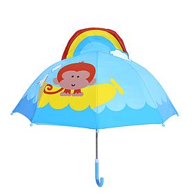 """Дитячий парасольку 3D вушка """"Мавпа"""""""