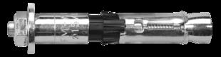 R-SPL-II-P Анкер SafetyPlus II с гайкой и шпилькой