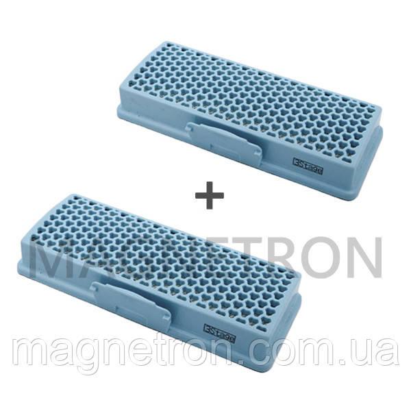 Комплект фильтров выходных HEPA13 (2 шт) ADQ68101903 для пылесоса LG