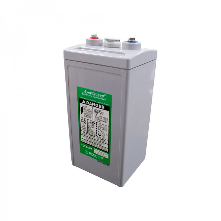 Аккумулятор AGM EverExceed MR 2-200 Max