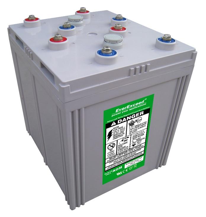 Аккумулятор AGM EverExceed MR 2-500 Max
