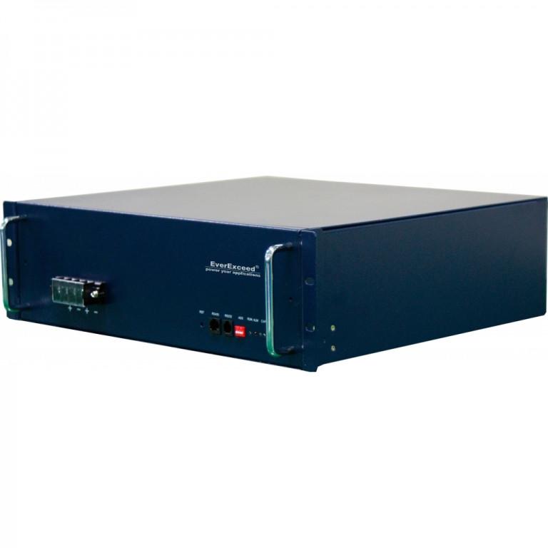 Аккумулятор литий-железо-фосфатный EverExceed EP-48100