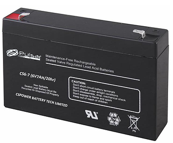 Аккумулятор AGM Pulsar CS6-7