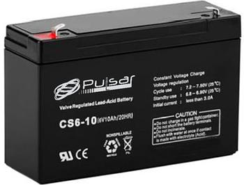 Аккумулятор AGM Pulsar CS6-12