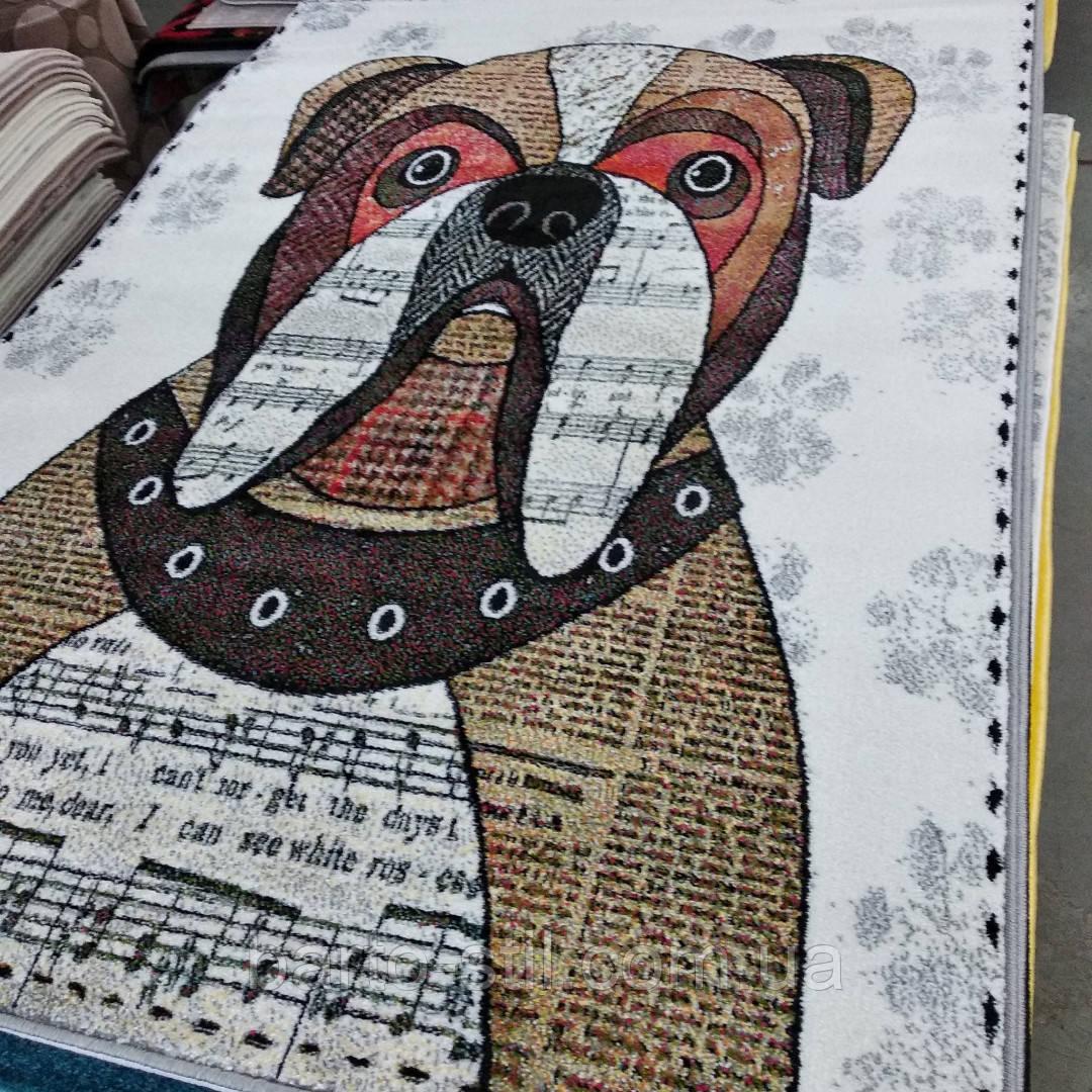 Ковёр Kolibri музыкальный пёс 1.33х1.90 м.