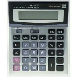 Калькулятор бухгалтерский большой настольный DM-1200V