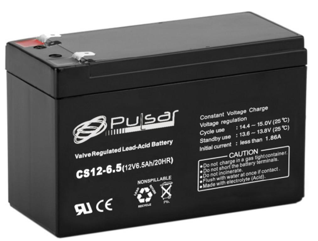 Аккумулятор AGM Pulsar CS12-7