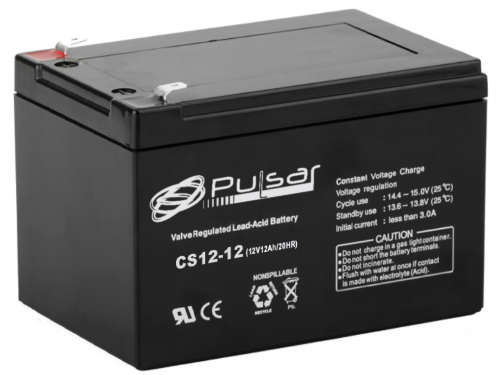 Аккумулятор AGM Pulsar CS12-12