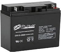 Аккумулятор AGM Pulsar CS12-20