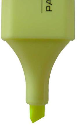 Текстмаркер 1-5мм желтый 210 Scholz, фото 2