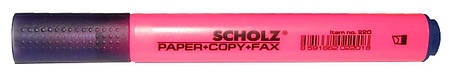 Текстмаркер 1-5мм розовый 220 Scholz, фото 2