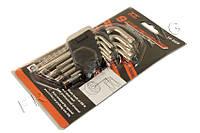 Набор ключей шестигранников TF-009