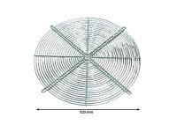 Защитная решетка вентилятора 520мм BV280, 360 (4031.137)