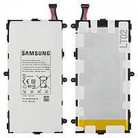 Батарея (акб, аккумулятор) T4000E для Samsung Galaxy Tab 3 T210 / T2100 / T2110, 4000 mAh, оригинал