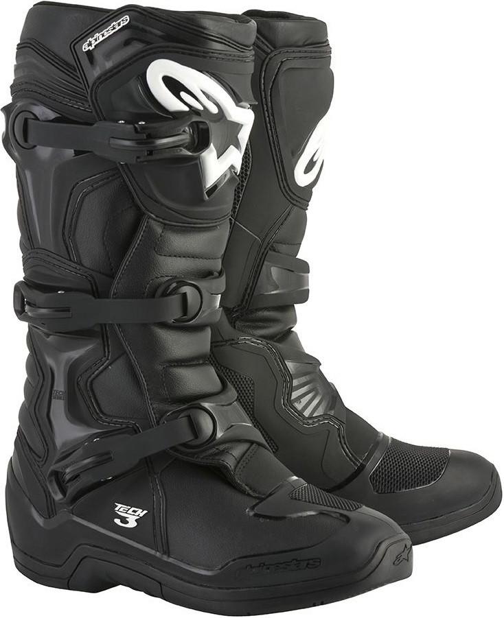 "Обувь Alpinestars TECH 3 black ""44""(10), арт. 2013018 10     NEW, арт. 2013018 10 (шт.)"