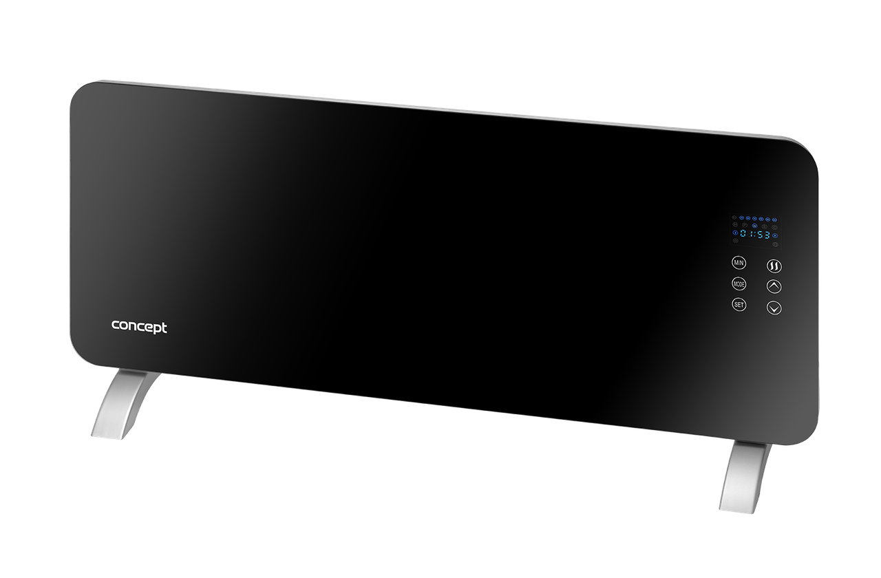 Конвектор электрический Concept KS4010 черный Чехия