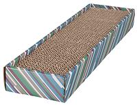Когтеточка для кошки Trixie 48 × 5 × 13 см ( картон)