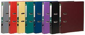 Регистратор (сегрегатор) А4 5см РP зелёный 4-247, 4OFFICE, фото 2